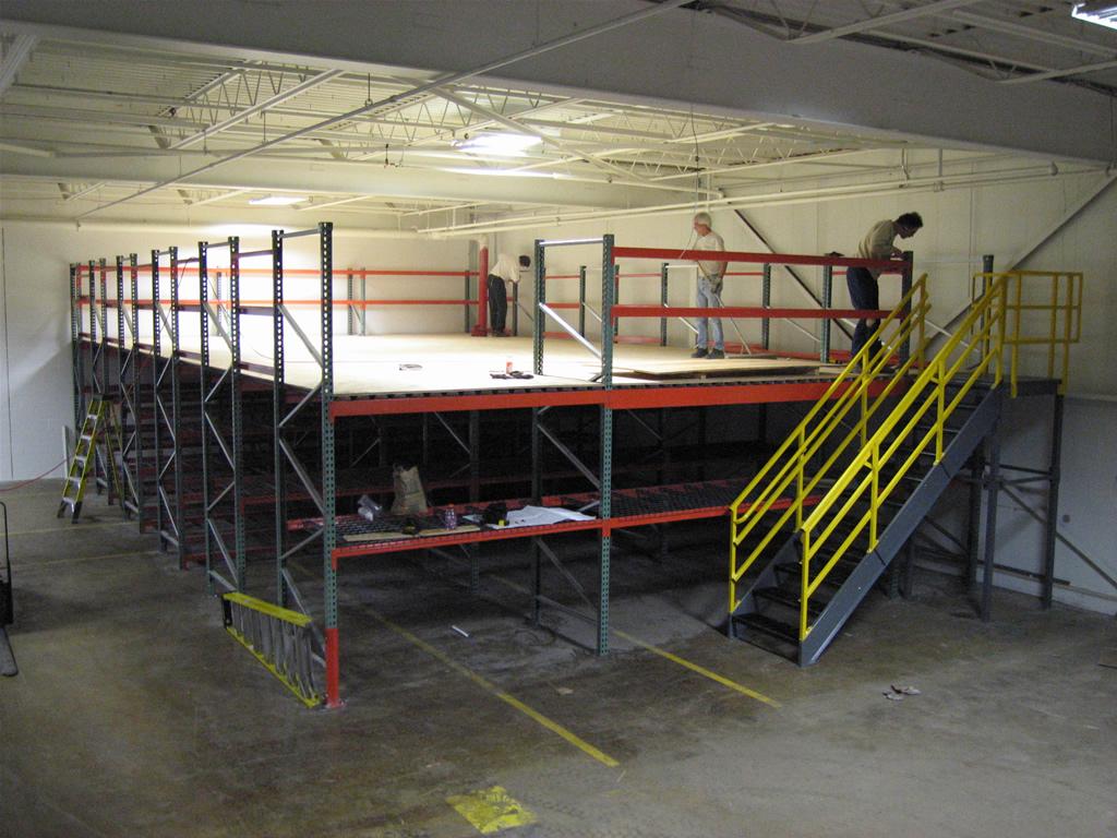 Continental Storage Concepts Inc